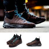 【四折特賣】Nike Zoom Talaria Mid FK Flyknit 咖啡 黑 戶外 金屬扣環 男鞋 休閒鞋【PUMP306】 856957-200