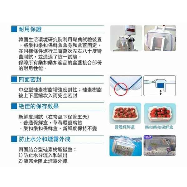 樂扣樂扣PP保鮮盒750ML(HPL933A)