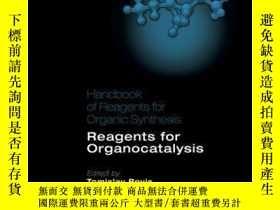 二手書博民逛書店Handbook罕見of Reagents for Organic Synthesis: Reagents for