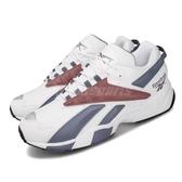 Reebok 慢跑鞋 INTV 96 白 藍 男鞋 女鞋 運動鞋 老爹鞋 【PUMP306】 FW1879