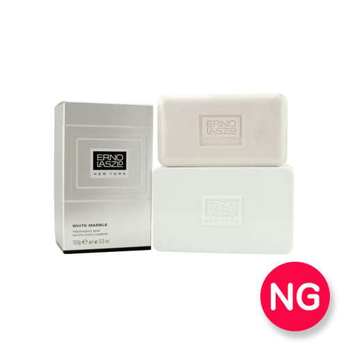 「NG商品」《Erno Laszlo 》肌透光白皂150g (含皂盒) 僅盒損