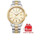 ◆CITIZEN◆ 星辰 新上市 經典機械腕錶 NK0004-94P 半金