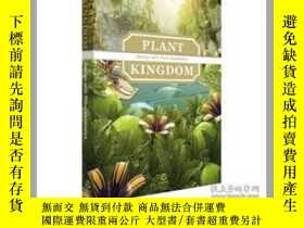 二手書博民逛書店PLANT罕見KINGDOM Design with Plant AestheticsY376878 Send