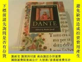 二手書博民逛書店The罕見Cambridge Companion To Dante (cambridge Companions T