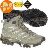 Merrell 12116 Moab 2 Gore-Tex 女多功能防水登山健行鞋 GTX/耐走登山鞋/戶外郊山鞋/健走慢跑鞋