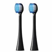 Panasonic Doltz電動牙刷替換刷頭 2入 EW0820-K 黑 適用EW-DT51,EW-DP54,EW-DP34 [2東京直購] _a121