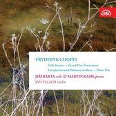 【停看聽音響唱片】【CD】蕭邦:大提琴作品集 伊里.巴塔 大提琴