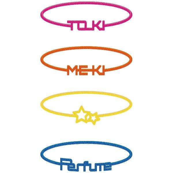 Perfume 6th Tour 2016「COSMIC EXPLORER」-TOKIMEKI手環