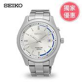 SEIKO 精工人動電能男錶(5M82-0AV0S) SKA717P1