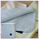 【衣襪酷】雙星 螺旋花紋浮雕方巾(24*24cm) 夏日必備《小方巾/手帕/口水巾/童巾/双星》