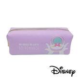【日本進口】黛西 Daisy 米老鼠系列 皮革 立體 筆袋 鉛筆盒 迪士尼 Disney - 700976