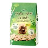 統一生機 亞麻仁蕎麥青蔥餅 (294g/單包)【杏一】
