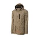 [Wildland] 荒野 (男) 絲絨裡防風保暖外套 黃卡其 (0A32910-62)
