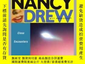 二手書博民逛書店Close罕見EncountersY362136 Carolyn Keene Car... Aladdin (