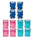 法國 GLOBBER 哥輪步 EVO 兒童護具組(護肘+護膝)4件組【六甲媽咪】