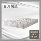 【多瓦娜】ADB-艾蔓紫藤雙面兩用獨立筒床墊/單人3.5尺-150-02-A