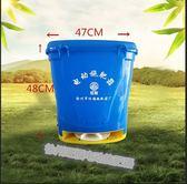 電動施肥器撒肥機播種機蔬菜追肥器農用多功能全自動投料機投餌機『新佰數位屋』