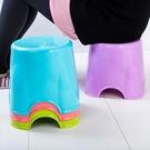 塑膠小椅子 小凳子 椅凳 兒童茶几 換鞋凳 浴室椅 塑膠椅子 矮椅子 茶几 兒童椅 墊高椅