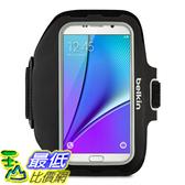 [106美國直購] 手機臂套 Belkin Sport-Fit Plus Armband for Samsung Galaxy Note 4, Note 5, Galaxy