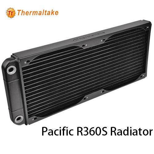 Thermaltake 曜越 Pacific R360S Radiator 水冷排 (薄型)