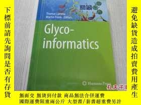 二手書博民逛書店Methods罕見in Molecular Biology, Vol 1273:Glyco- informatic