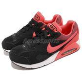 【海外限定】Nike 休閒慢跑鞋 Air Max IVO GS 黑 紅 氣墊 女鞋 大童鞋 運動鞋【PUMP306】 579998-080