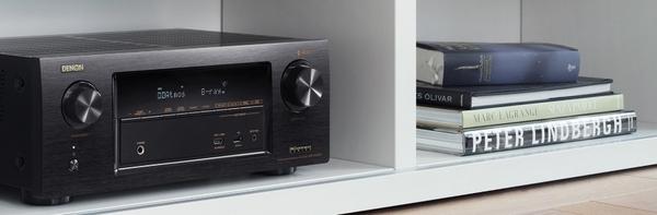 《名展影音》 DENON AVR-X2400H 7.2聲道影音環繞擴大機