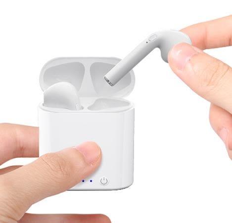藍芽耳機 無線藍芽耳機5.0雙耳入耳式小米vivo魅族r15oppor17蘋果x7p安卓通用原裝 創家居館