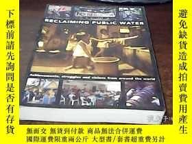 二手書博民逛書店RECLAIMING罕見PUBLIC WATER (以圖爲準)Y