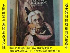 二手書博民逛書店The罕見Clue in the Jewel BoxY18910 Carolyn Keene 著 Grosse
