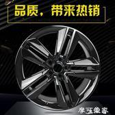 福特野馬19寸原廠原裝汽車鋼圈輪圈輪轂胎齡福特鋁圈 igo摩可美家