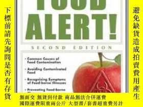 二手書博民逛書店Food罕見Alert!: The Ultimate Sourcebook for Food Safety-食物警