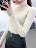 高领毛衣女高領毛衣女冬2020秋冬新款修身加厚緊身打底衫洋氣針織上衣內搭潮 嬡孕哺