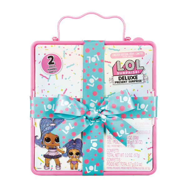 l.o.l. surprise!驚喜寶貝蛋LOL豪華驚喜禮物盒 玩具反斗城