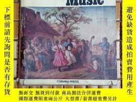二手書博民逛書店Gypsy罕見Music 吉普賽音樂(精美插圖本)Y186213