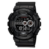CASIO 卡西歐 GD-100-1B(GD-100-1BDR)G-SHOCK