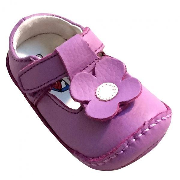 寶寶鞋 / 學步鞋 美國Rileyroos手工童鞋(學步鞋)- Gabriella Radiant Orchid (紫色)