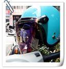 安全帽鏡片,110CA,電鍍鏡片