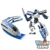 新幹線變形機器人 Z 500 回聲號 (PLARAIL鐵道王國) 17023