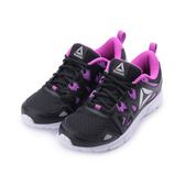 REEBOK RUN SUPREME 3.0 MT 輕量跑鞋 黑紫 BS7875 女鞋 鞋全家福