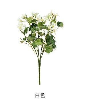海棠仿真花 擺設裝飾花 2個組