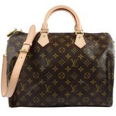 Louis Vuitton LV M41112 M40391 Speedy 30 經典花紋手提包 全新 預購【茱麗葉精品】