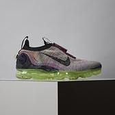 Nike W Air Vapormax 2020 FK女 紫綠 氣墊 避震 針織 快速綁帶 慢跑鞋 CV8821-501