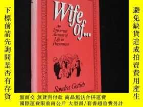二手書博民逛書店Wife罕見of ...(小16開精裝)Y5919 看圖 看圖