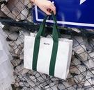 公文包 公文包女職業斜挎托特大容量手提袋辦公包包女士購物袋禮品袋定制【快速出貨八折鉅惠】