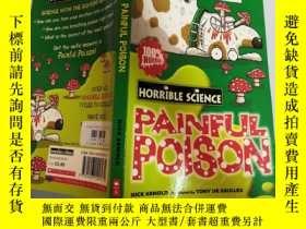 二手書博民逛書店painful罕見poison 劇毒Y200392