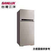 【SANLUX台灣三洋】480公升直流變頻雙門冰箱SR-C480BV1A