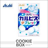 【即期品】日本 Asahi 可爾必思錠糖 27g 糖果 乳酸 酸甜口感 零食 *餅乾盒子*