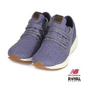 New Balance 新竹皇家 CRUZ 藕紫色 織布 套入式 運動鞋 女款 NO.I9280
