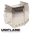 丹大戶外用品 日本【UNIFLAME】一單位焚火爐 露營野外爐炊 U682999